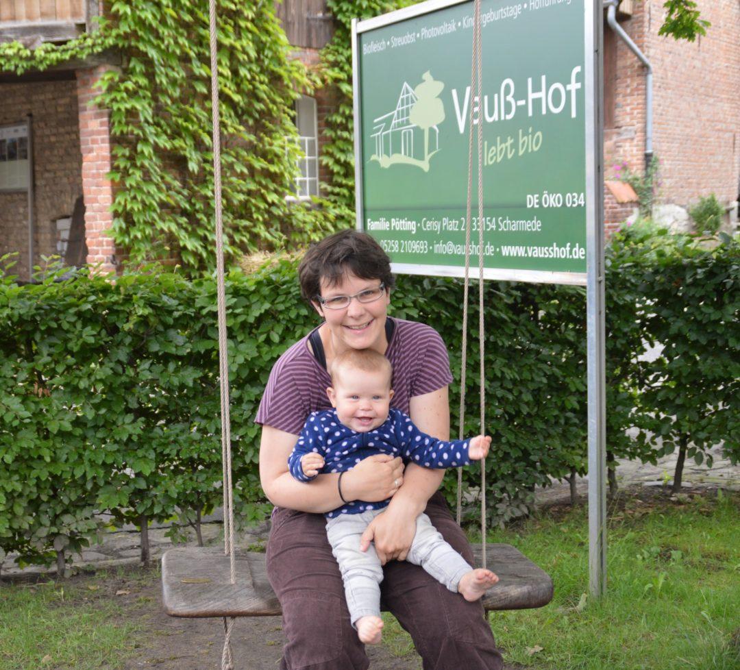 Interview mit Landmama Anja